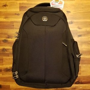 Swiss Gear TSA Scansmart tech backpack